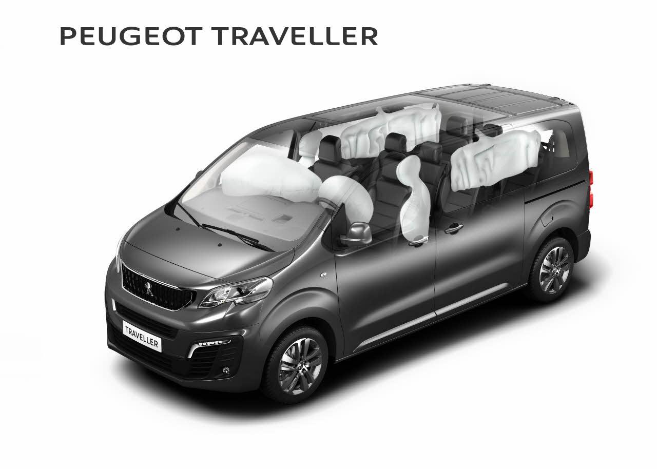 Svetová premiéra PEUGEOT Traveller