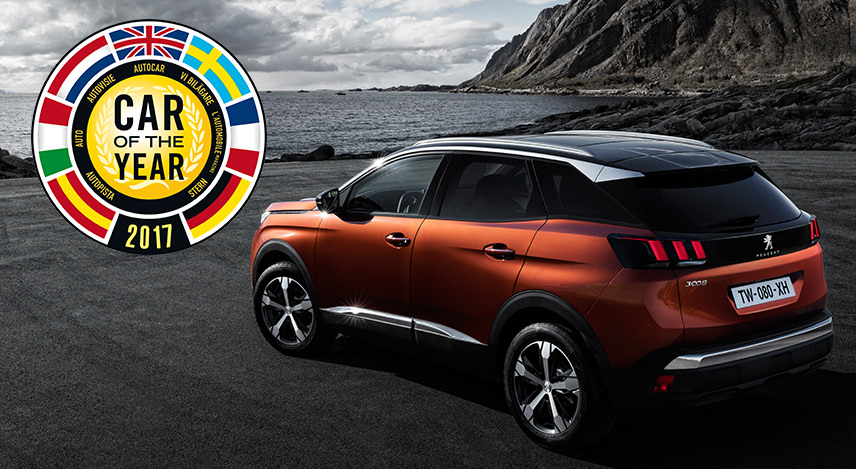 Peugeot 3008: Auto roka 2017, ktoré baví