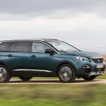 Nový Peugeot 5008 SUV