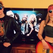 Staň sa hviezdou na koncerte Guns N' Roses