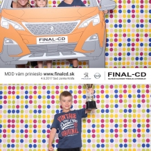 Medzinárodný deň detí s FINAL-CD