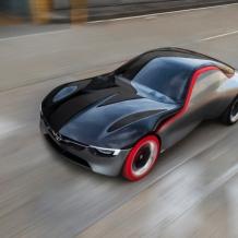 OPEL GT Concept
