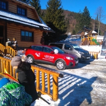 Test lyží v SKIARENA Fačkovské sedlo