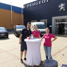 Deň otvorených dverí s Peugeotom 5008 v Žiline
