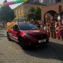 Veľký letný karneval a PEUGEOT 2008