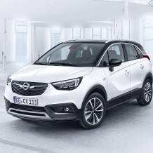 Nový Opel CROSSLAND X