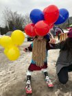 Karneval na  Fačkovskom sedle