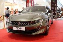 Spoznaj nový Peugeot 508 a Peugeot Rifter