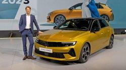 Svetová premiéra nového modelu Opel Astra v Rüsselsheime