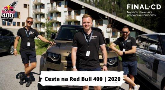 Cesta na Red Bull 400 | 2020
