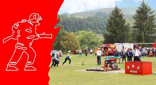 Deň hasičov v Kšinnej