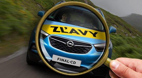 Opel autosalón