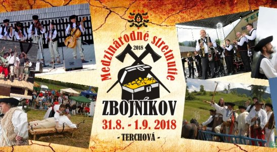 Medzinárodné stretnutie zbojníkov v Terchovej