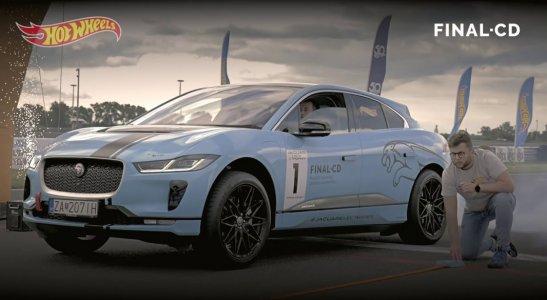 Jaguar vs Hot Wheels | TV spot
