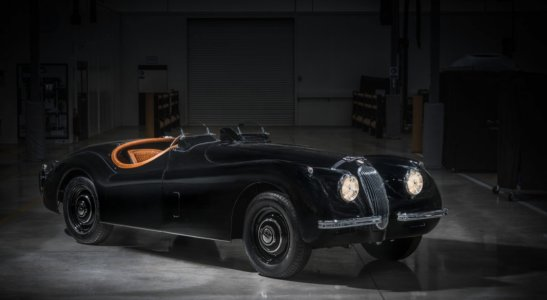 JAGUAR XK120 | Made in JAGUAR CLASSIC