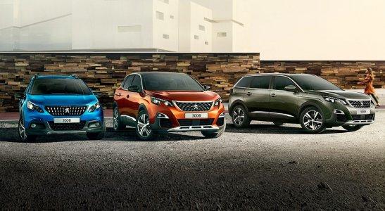 Jesenné výhody Peugeot