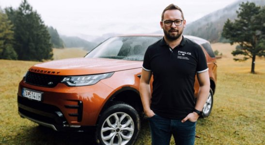 LAND ROVER DISCOVERY (L462) | OFF-ROAD