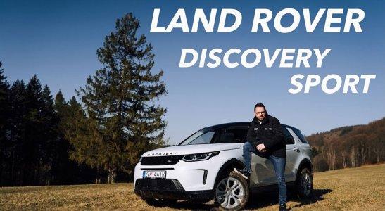 Premiéra nového Land Roveru Discovery Sport