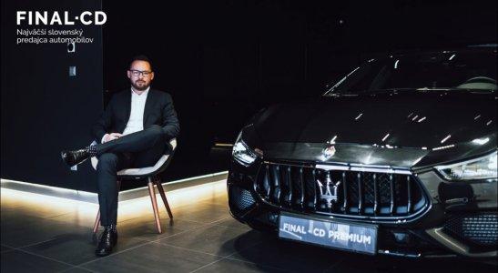Nájdeme vozidlo podľa vašich predstáv | Maserati Ghibli S Q4