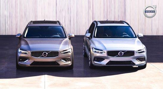 Novoročný výpredaj Volvo