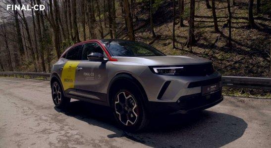 Nový Opel Mokka
