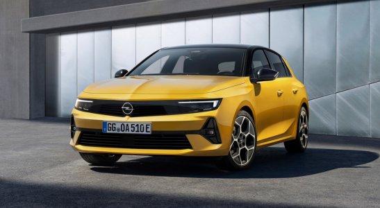 Opel Astra odhalenie!