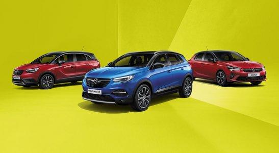 Opel Bleskovo!