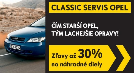 Classic Servis Opel
