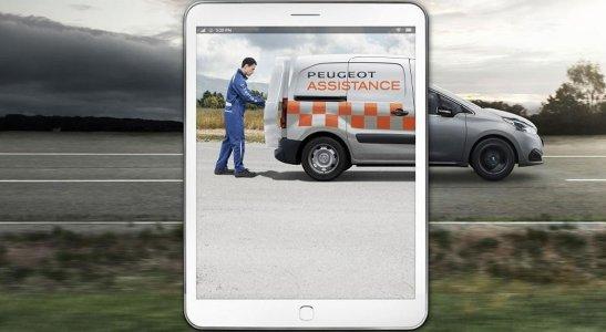 Peugeot Asistencia +