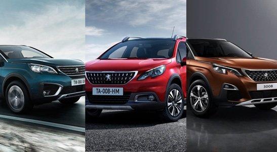 Peugeot a jeho modely so štyrmi číslami: Zaujme vás viac 2008, 3008 či 5008?