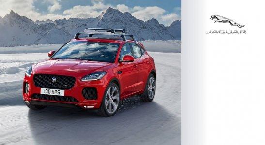 Ponuka zimných diskov a pneumatík Jaguar