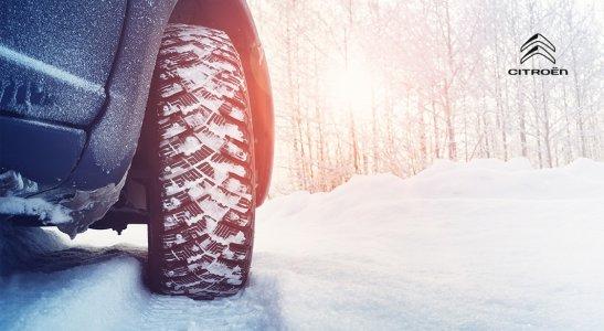 Predobjednajte si zimné pneumatiky