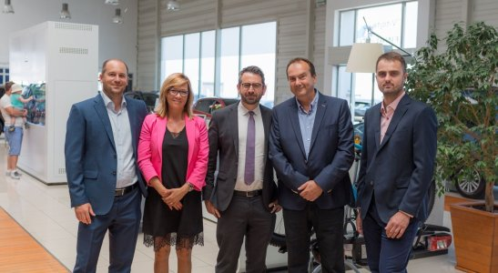 Šéf PSA Peugeot Citroën pre Európu vo FINAL-CD