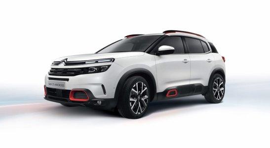 Testovací týždeň Citroën C5 Aircross