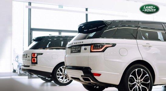 Výhodná ponuka vozidiel Land Rover