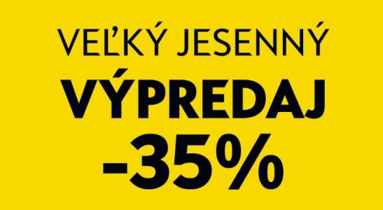 Veľký jesenný výpredaj vozidiel OPEL -35%
