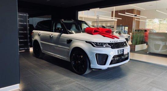 Za Váš Land Rover  zaplatíte až v septembri