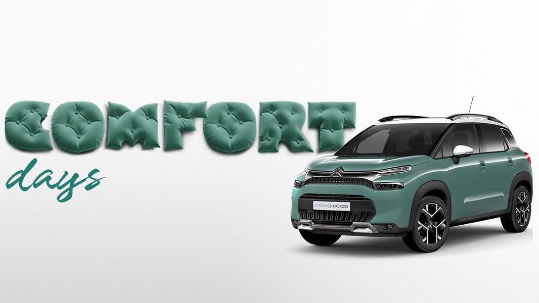 Citroën Komfort Days