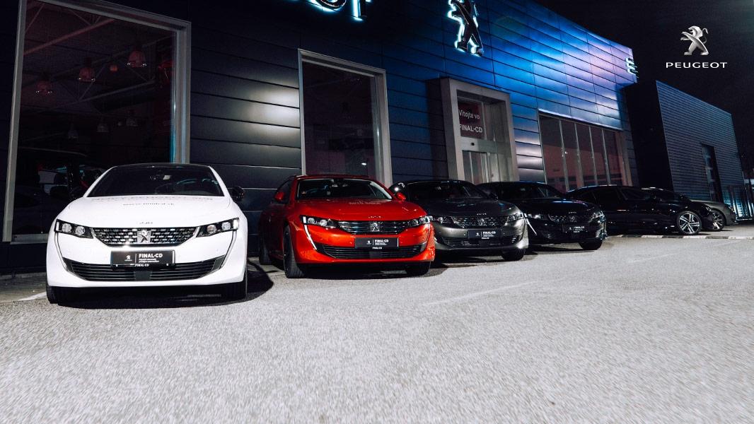 Doživotný servis zadarmo na všetky skladové vozidlá Peugeot!