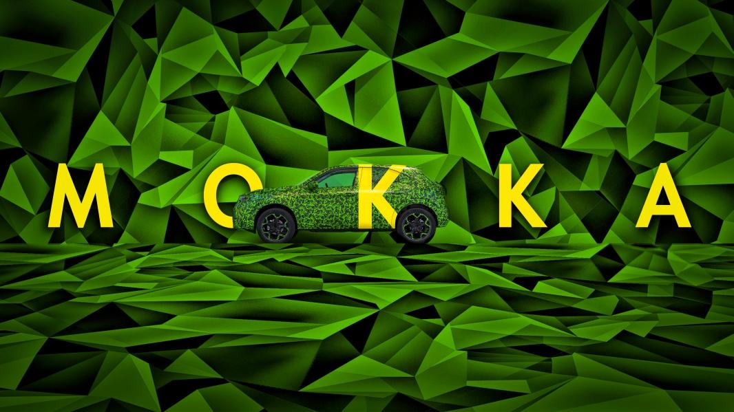 Elektrické! Nový Opel Mokka vyrazil na cesty