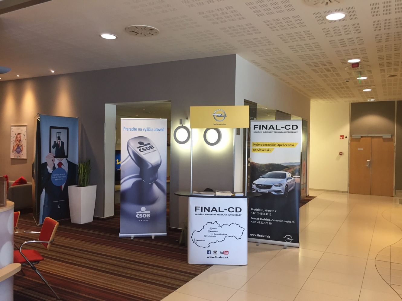 Konferencia Allianz v Budapešti