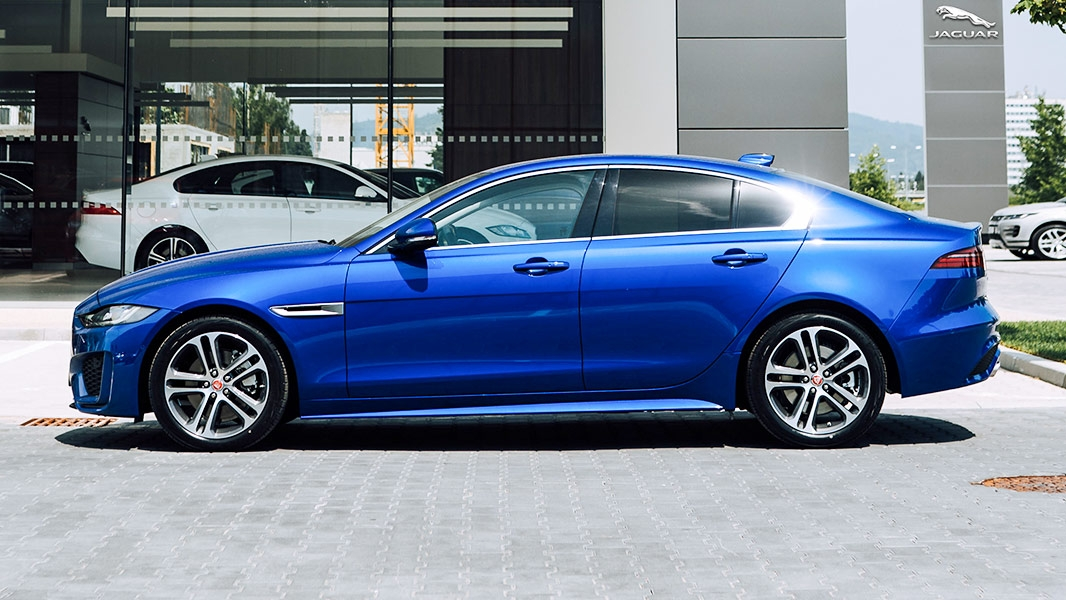 JAGUAR XE Business  v cene 42.990 EUR