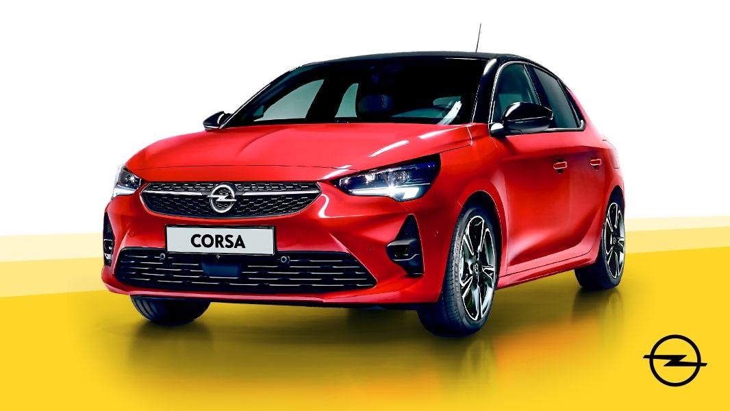 Nový Opel Corsa SMILE