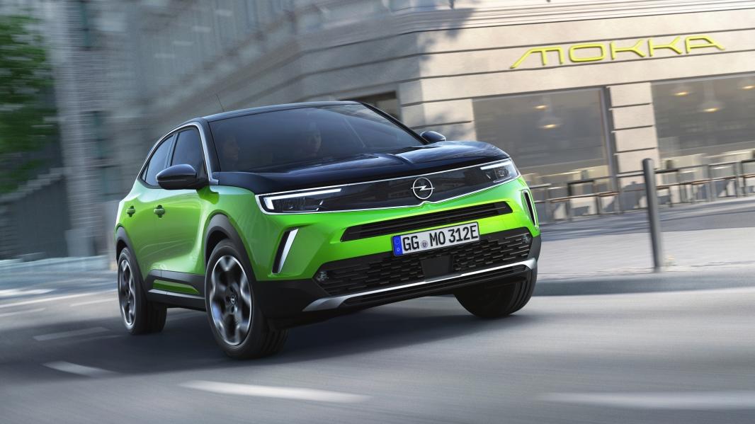 Nový Opel Mokka - Elektrický aenergický