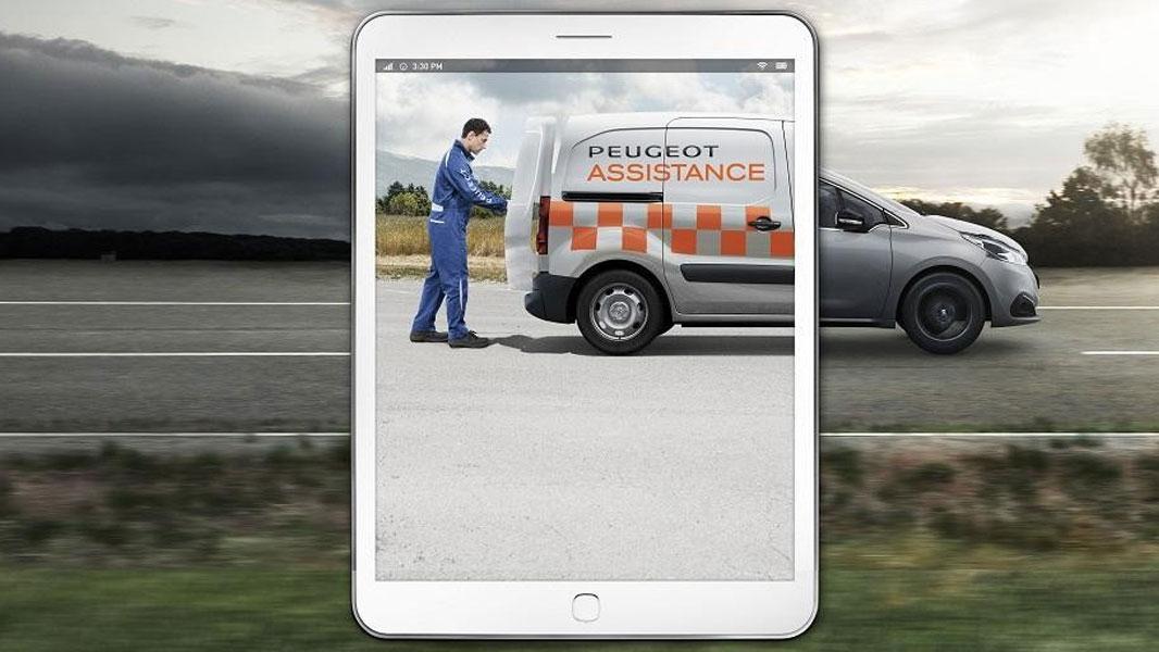Peugeot Asistencia+
