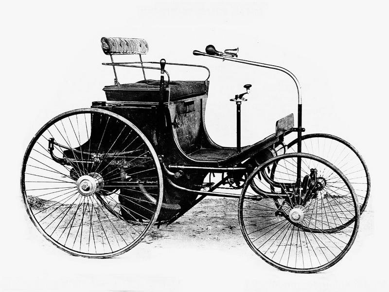 Prvé štvorkolesové auto značky Peugeot