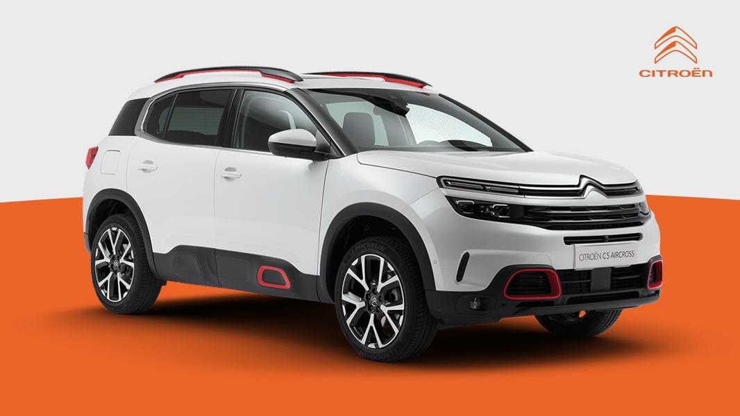 Ponuka vozidiel Citroën s operatívnym leasingom