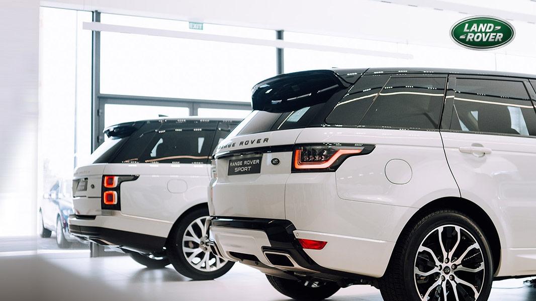 Výhodná novoročná ponuka vozidiel Land Rover