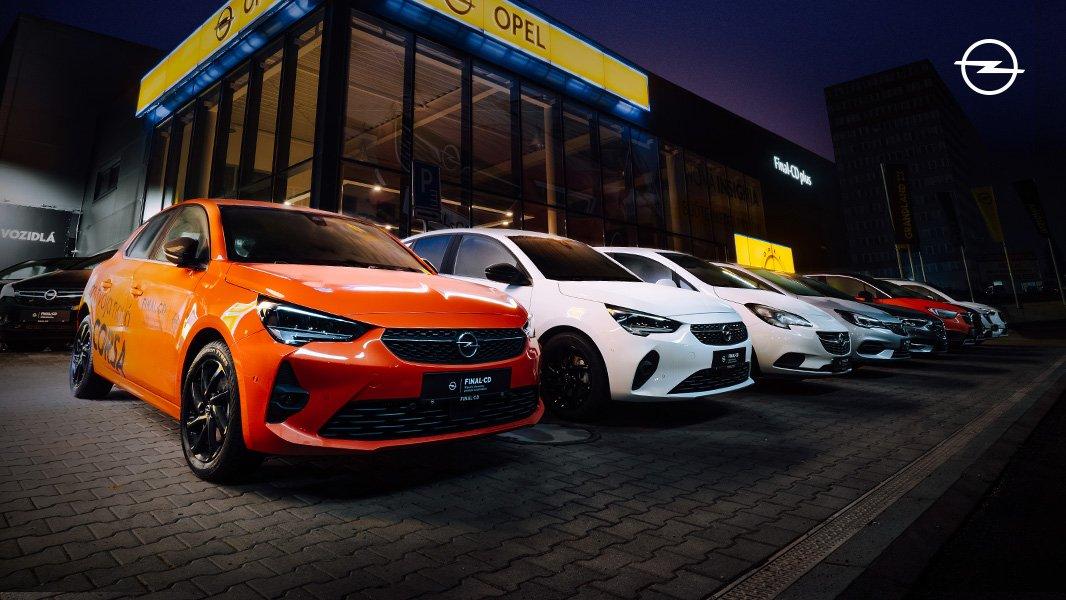 Doživotný servis zadarmo na všetky skladové vozidlá Opel!