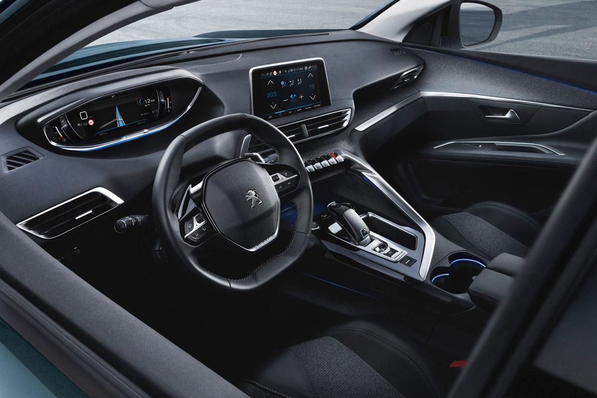 Nový Peugeot 5008